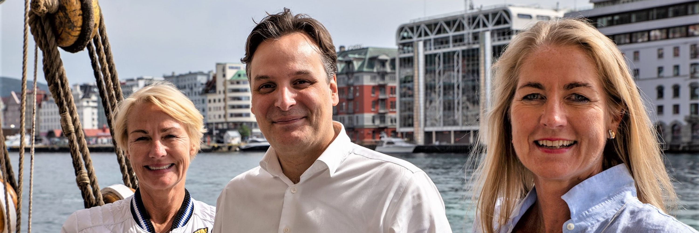 Grieg Star announces leadership changes