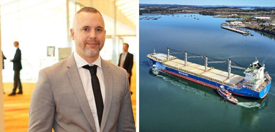 Simon Baker new Chartering Director