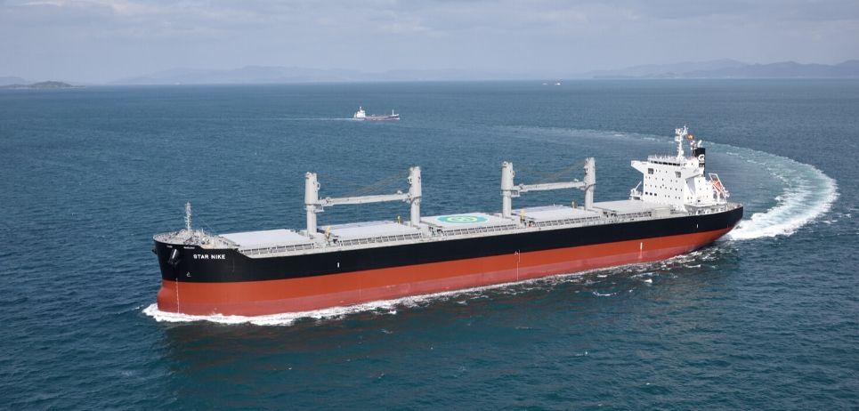 G2 Ocean strengthens fleet with a new bulk carrier