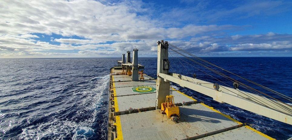 G2 Ocean receives vessel speed reduction award